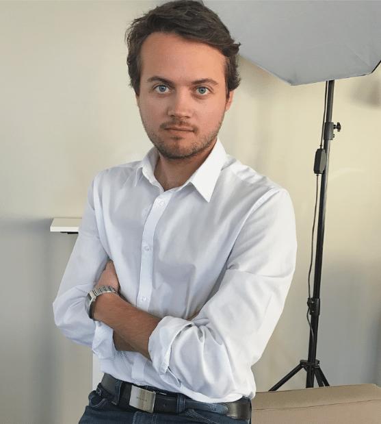 Clément Meslin 2 avril 2017 - Portrait de Pro : Clément Meslin de My Mooc