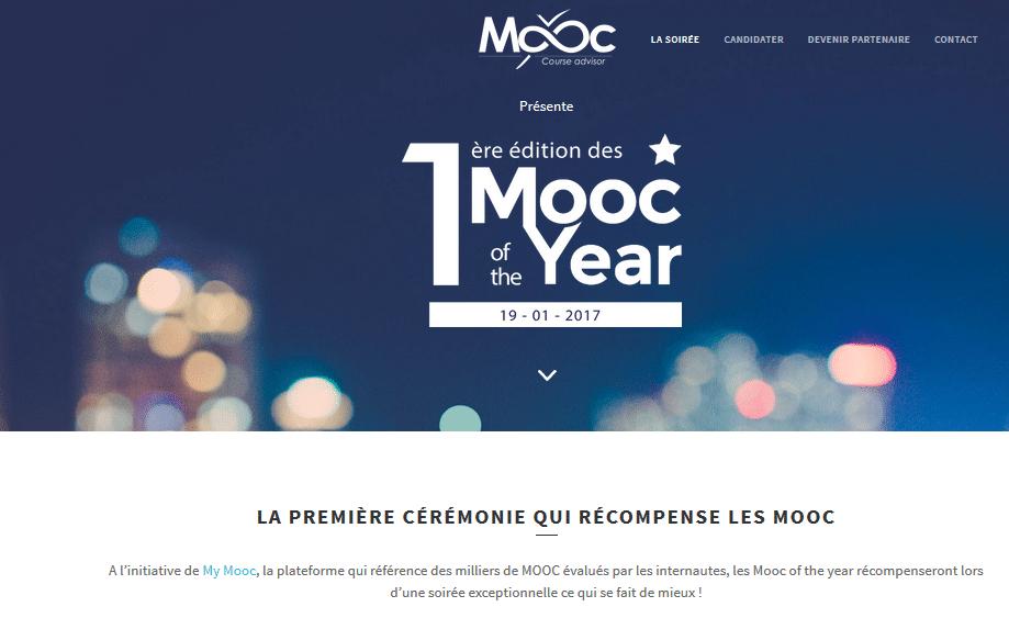 Moocoftheyear - Portrait de Pro : Clément Meslin de My Mooc