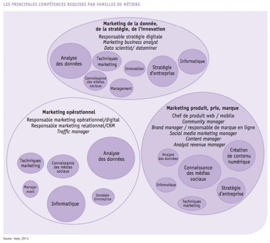 graph11 550x494 - Les métiers du digital -  référenciel APEC (2015)