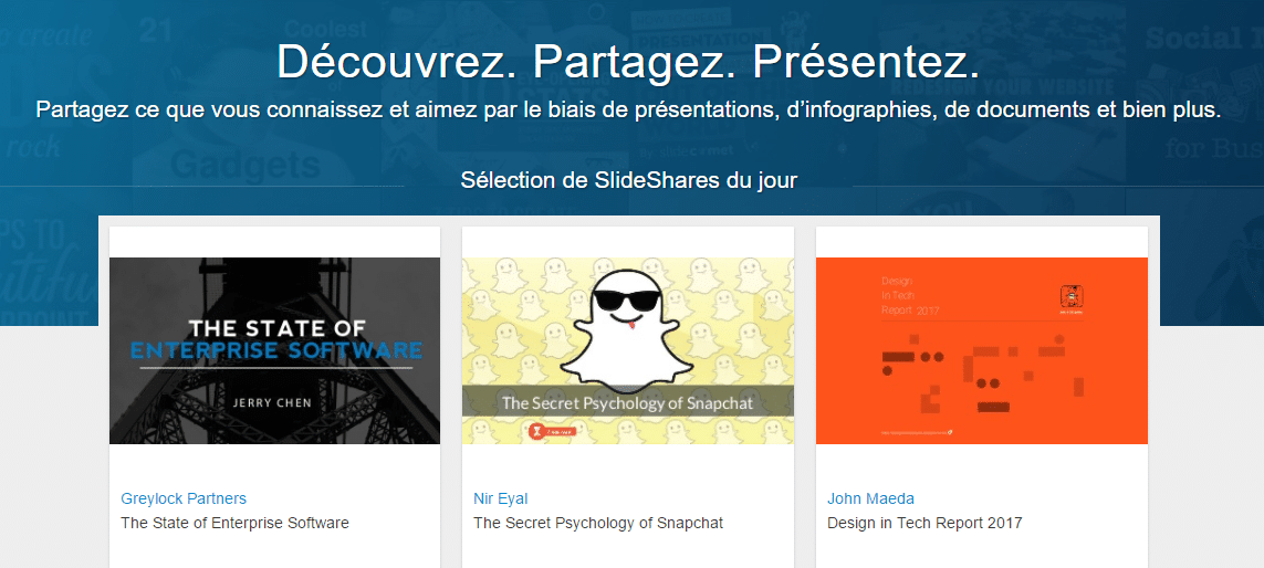 slideshare - formation marketing digital : quelles possibilités ?
