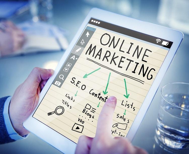 online marketing 1246457 1920 - 5 raisons de passer la certification Digital Active de Google
