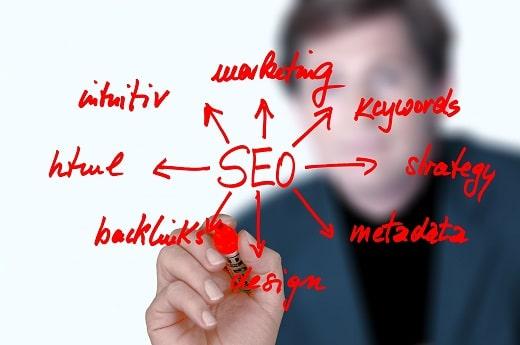 search engine optimization 1359429 1920 - Les avantages de passer par une agence web pour la création de votre site