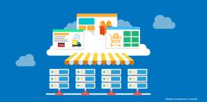 hébergement site web 300x148 - E-commerce : la performance de votre business passe par celle de vos serveurs, pensez au Cloud Privé