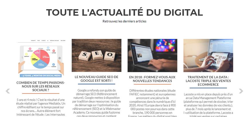 cci veille - ALL DIGITAL: Le site de veille digitale lancé par la CCI Lyon Métrople