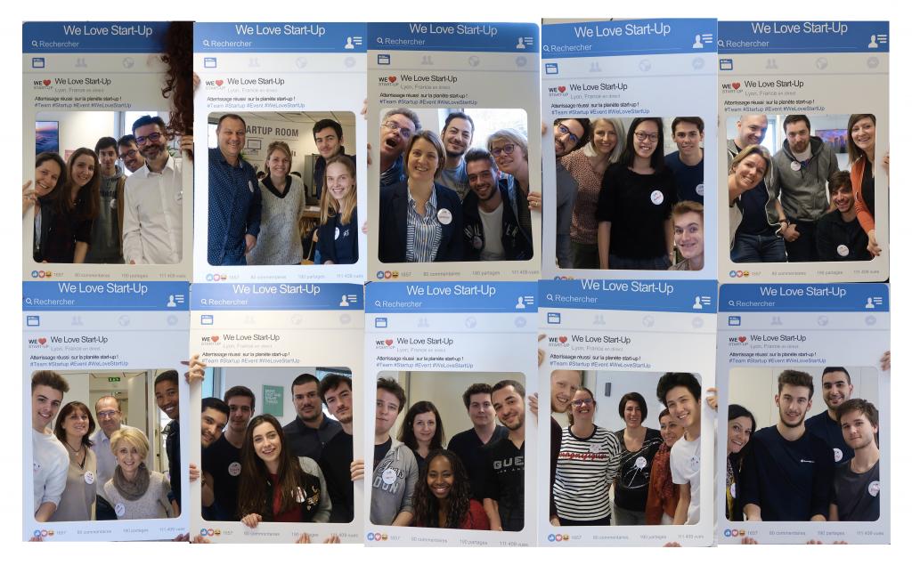 équipes 2018 We Love Startup