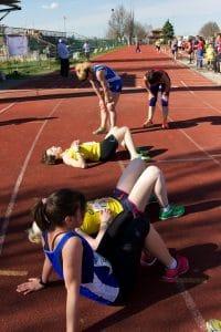 sport et effort