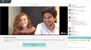 communauté Live Mentor - cours interactifs