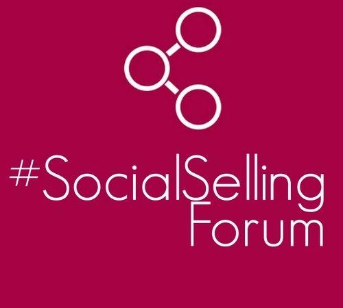 logo social selling forum - Retour sur le Social Selling Forum Lyon