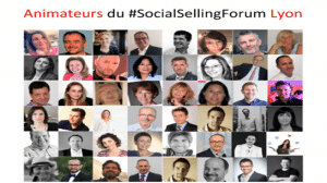 intervenants Social Selling Forum Lyon