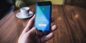 twitter identité numérique