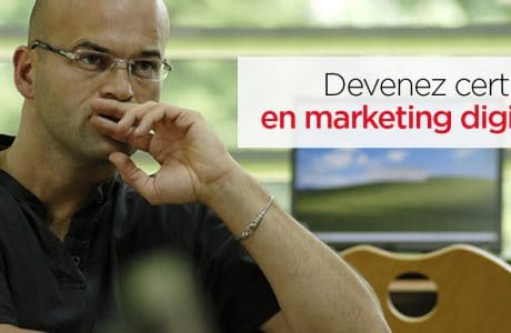 certifié marketing digital