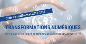 conférences Disrupt Campus Lyon