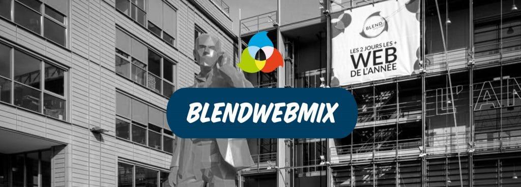 blendwebmixvisuel 1024x368 - Notre retour sur BlendWebMix 2018 : Média sur @ et SEO