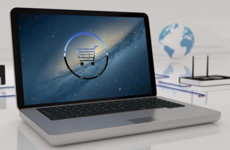 vente en ligne - ecommerce