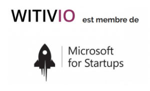 witivio microsof for startup 300x182 - Witivio un an après