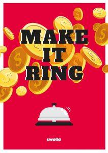 affiche Swello Make it ring