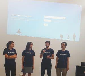 Astronight : formation en développement  Le Wagon