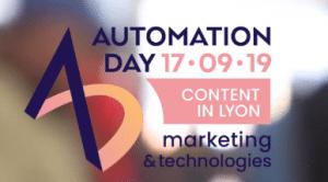 Automation DAY 2019 @ Lyon - Hôtel de Région