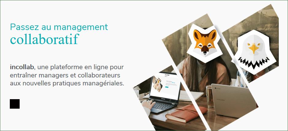incollab plateforme - Passez au management collaboratif avec Incollab