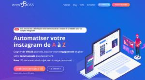 insta1 300x166 - Instaboss pour promouvoir son entreprise sur Instagram