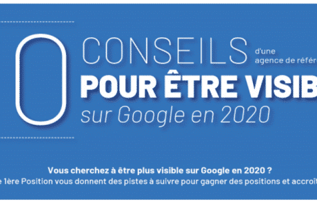 10 conseils seo 460x300 - Être visible sur Google en 2020